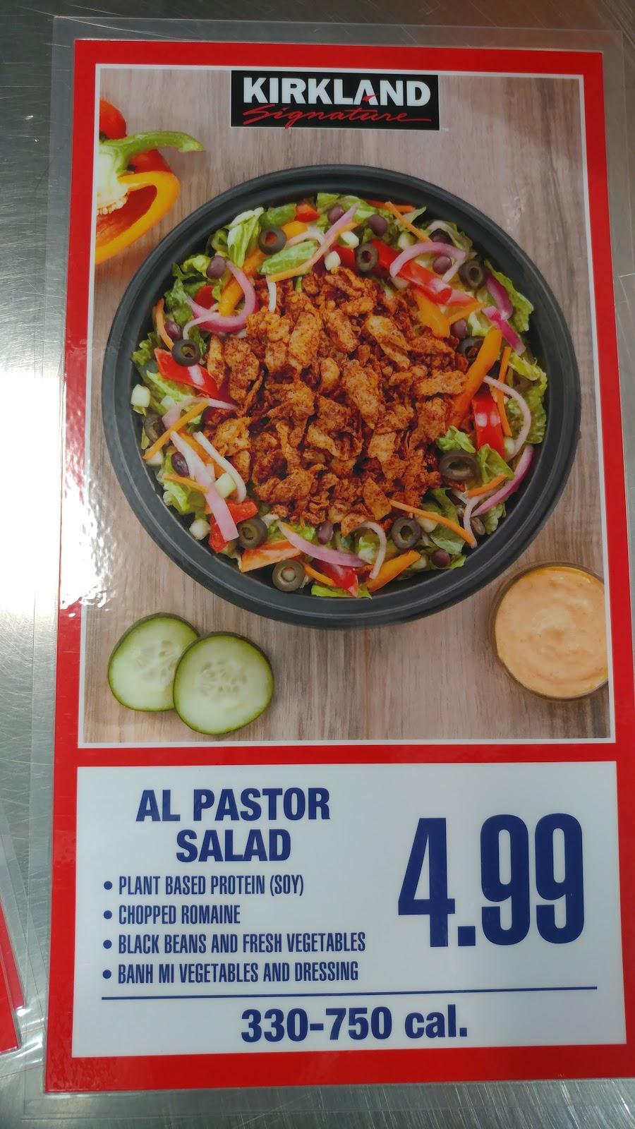 Costco Food Court - meal takeaway  | Photo 6 of 6 | Address: 17550 N 79th Ave, Glendale, AZ 85308, USA | Phone: (623) 776-4003