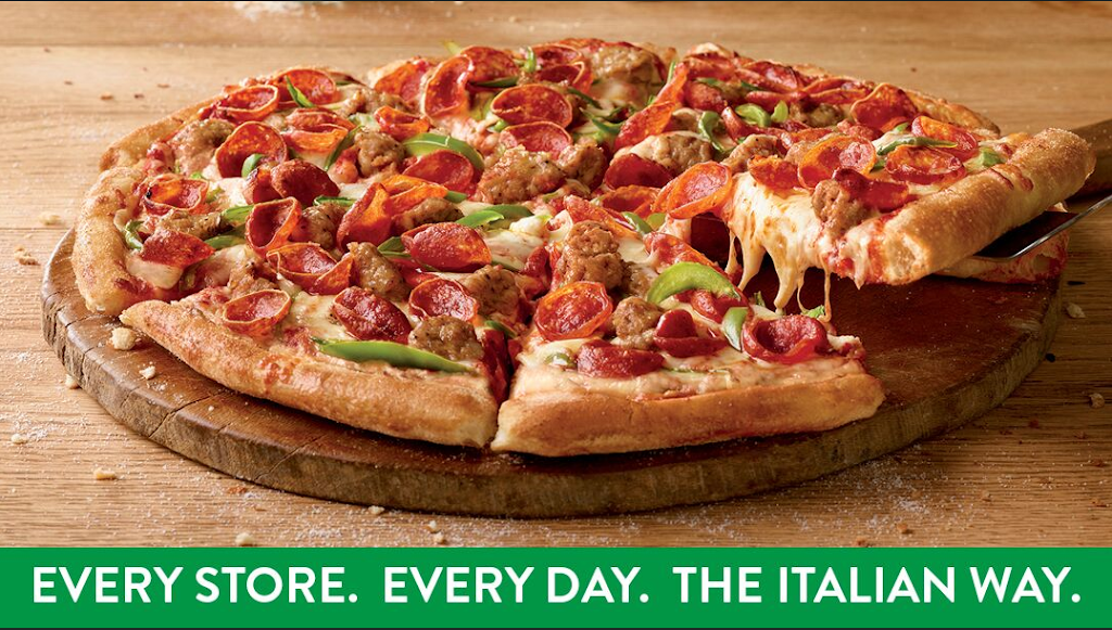 Marcos Pizza - meal delivery    Photo 2 of 10   Address: 1490 Valley Ridge Blvd #100, Lewisville, TX 75077, USA   Phone: (972) 353-4400