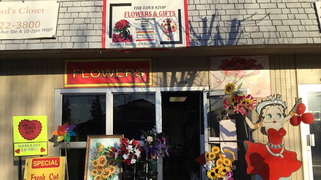 The Love Stop Florist - florist    Photo 1 of 10   Address: 1018 McHenry Ave, Modesto, CA 95350, USA   Phone: (510) 919-5148