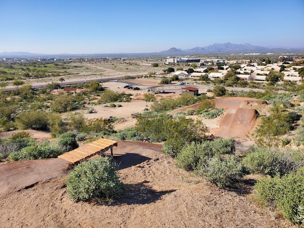 Desert Trails Bike Park - park  | Photo 3 of 10 | Address: 2955 N Recker Rd, Mesa, AZ 85215, USA | Phone: (480) 644-7529
