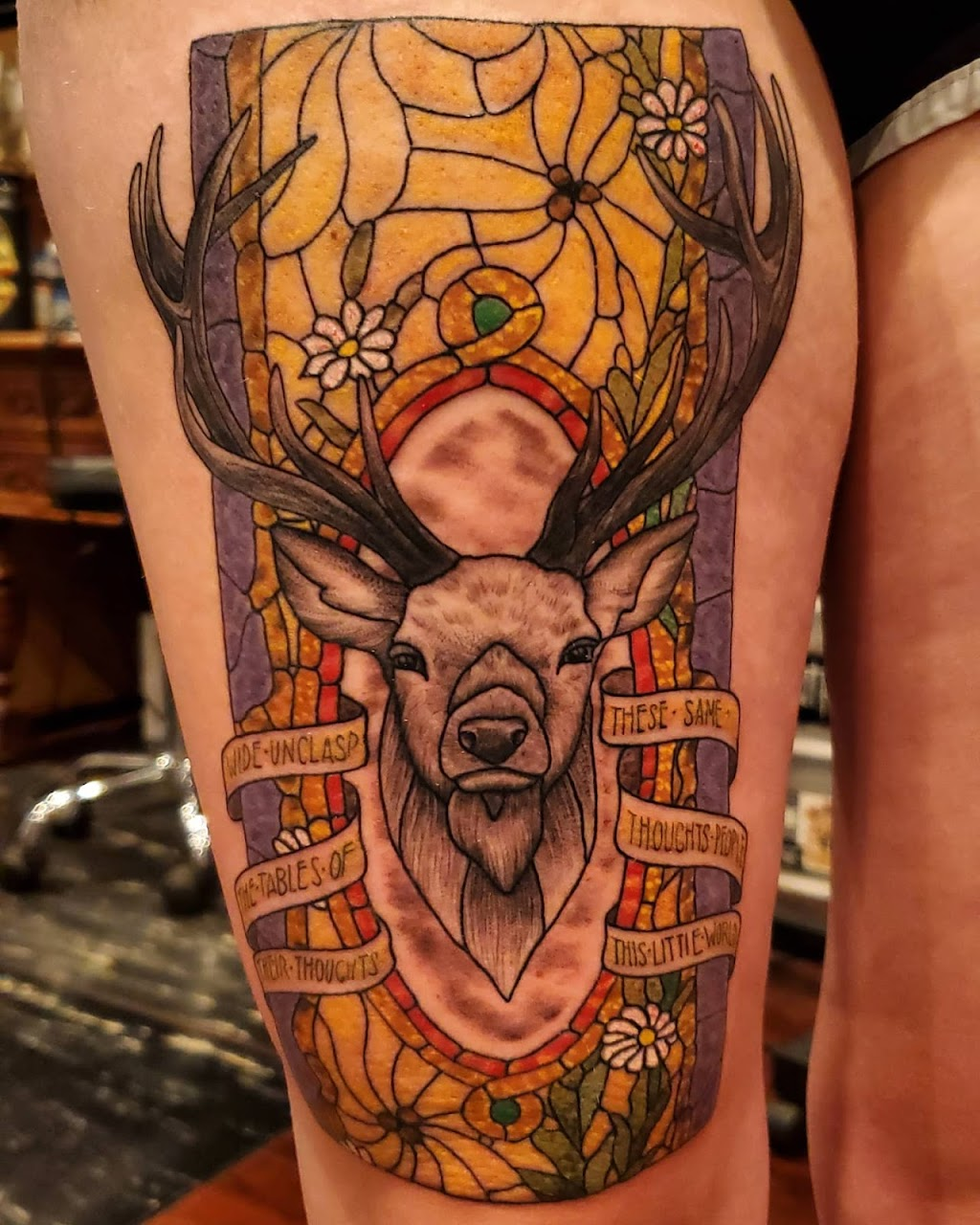 Still Life Tattoo - store  | Photo 3 of 10 | Address: 1500 CA-1 suite f, Seal Beach, CA 90740, USA | Phone: (562) 296-8066