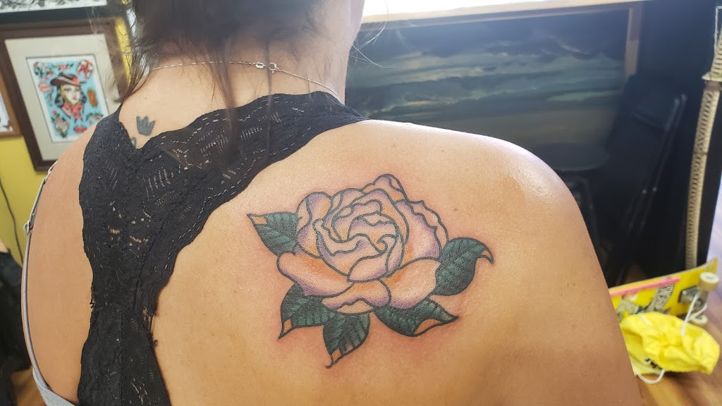 Pops Tattoos - store    Photo 2 of 4   Address: 3679 University Ave, San Diego, CA 92104, USA   Phone: (619) 788-7300