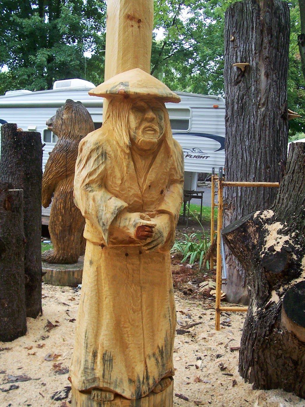 Carvings by Scott - art gallery    Photo 5 of 10   Address: 31570 Sikon St, New Baltimore, MI 48047, USA   Phone: (586) 212-7268