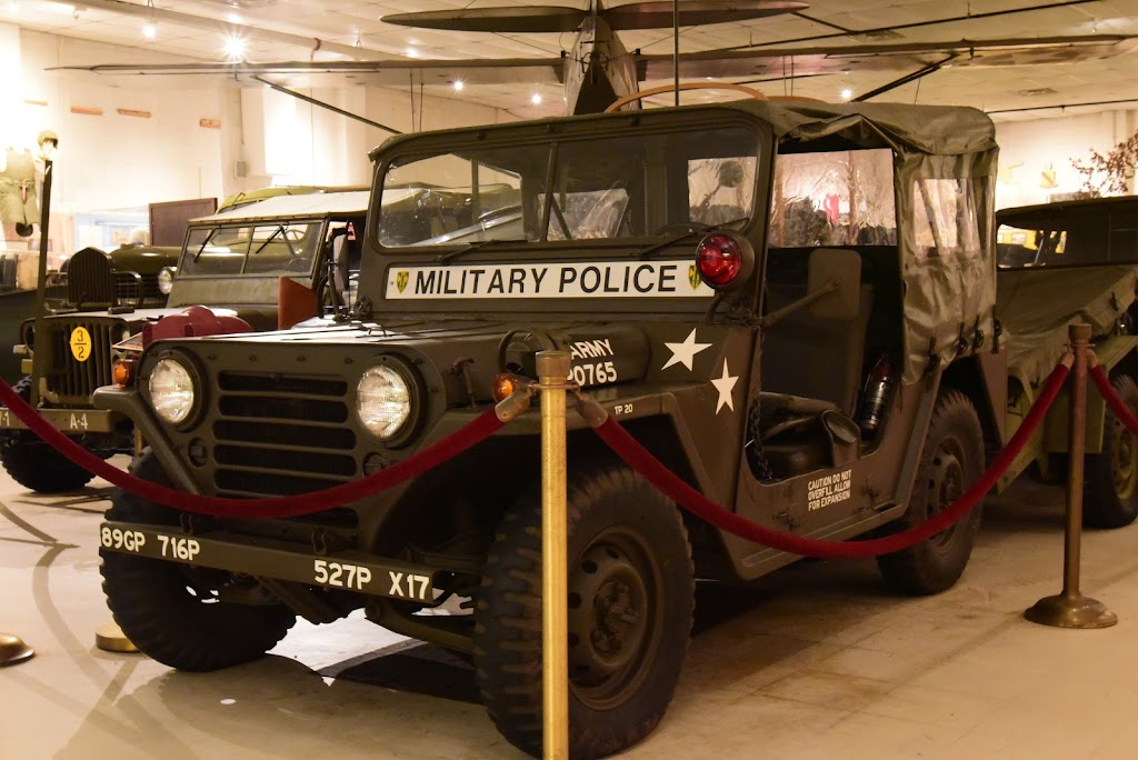 45th Infantry Division Museum - museum    Photo 8 of 10   Address: 2145 NE 36th St, Oklahoma City, OK 73111, USA   Phone: (405) 424-5313