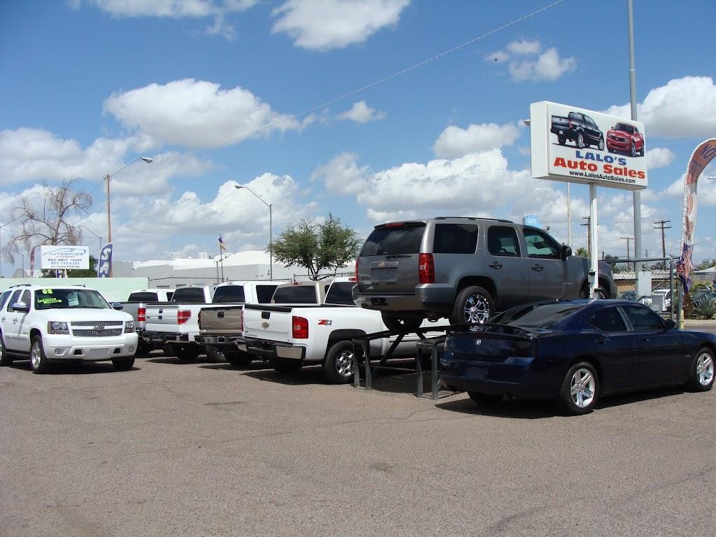 Lalos Auto Sales - car dealer    Photo 9 of 10   Address: 1521 E Van Buren St, Phoenix, AZ 85006, USA   Phone: (602) 253-9061