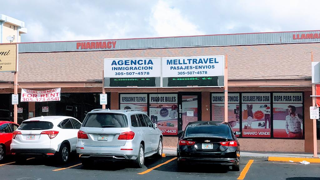 Melltravel - travel agency  | Photo 1 of 10 | Address: 4645 NW 7th St, Miami, FL 33126, USA | Phone: (305) 507-4578