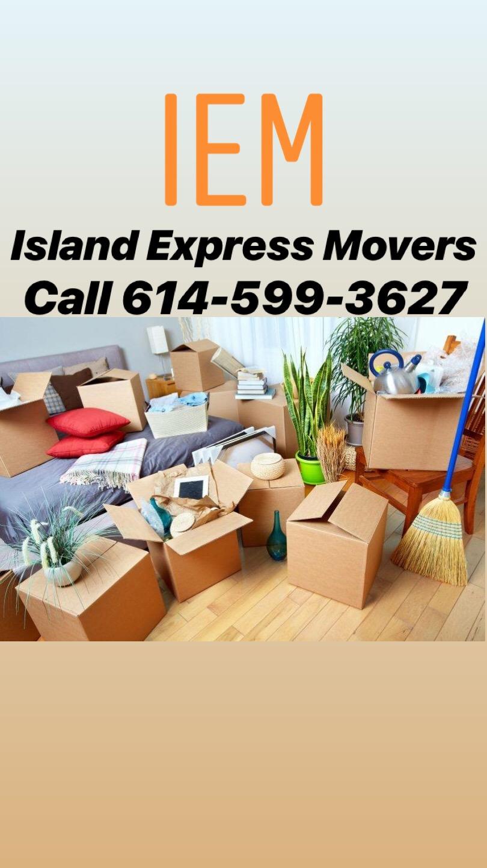 Island Express Movers - moving company    Photo 2 of 10   Address: 1134 Bergenia Dr, Reynoldsburg, OH 43068, USA   Phone: (614) 599-3627