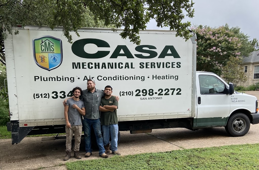Casa Mechanical Services - plumber    Photo 2 of 10   Address: 2401 E Old Settlers Blvd, Round Rock, TX 78665, USA   Phone: (512) 334-7300