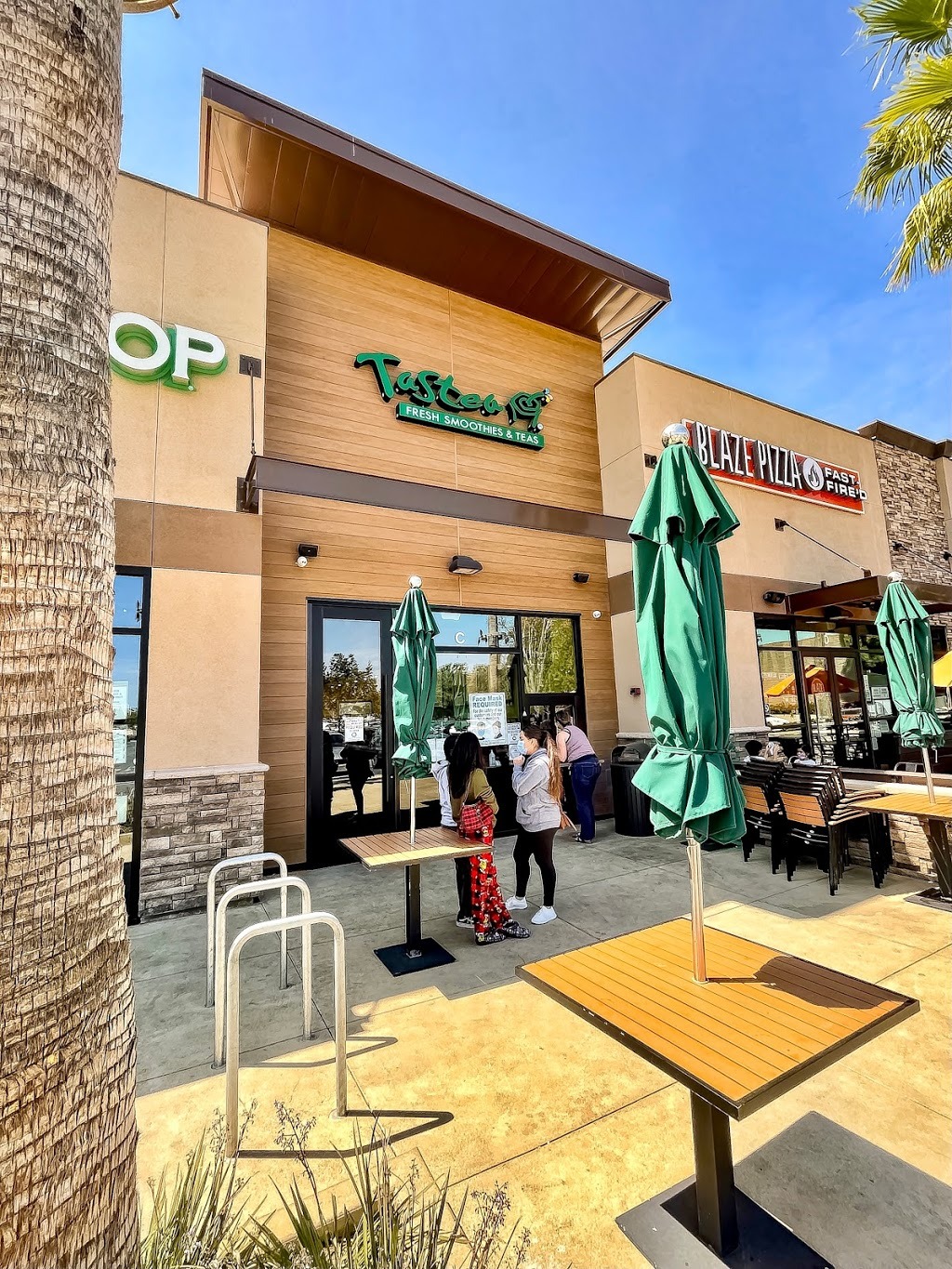 Tastea Fountain Valley - cafe  | Photo 1 of 10 | Address: 17150 Brookhurst St Suite #C, Fountain Valley, CA 92708, USA | Phone: (714) 377-7070