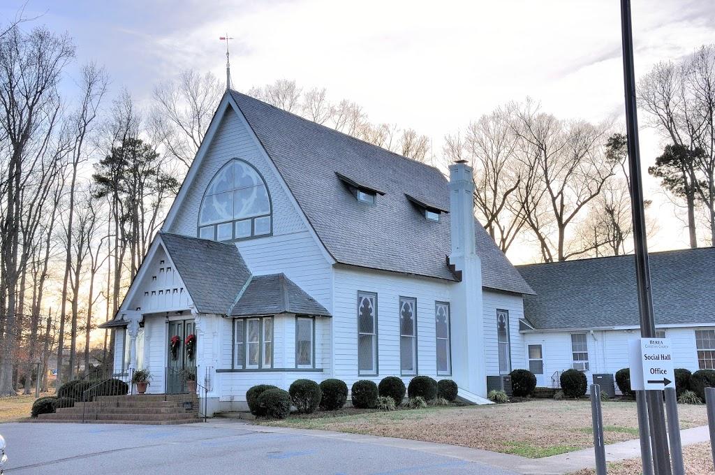 Berea Christian Church - church  | Photo 9 of 10 | Address: 4109 Driver Ln, Suffolk, VA 23435, USA | Phone: (757) 538-8872