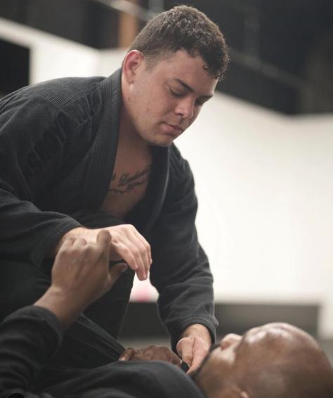 Logic Jiu Jitsu, Muay Thai, & Martial Arts - health  | Photo 9 of 10 | Address: 1360 N American St, Philadelphia, PA 19122, USA | Phone: (215) 593-0060