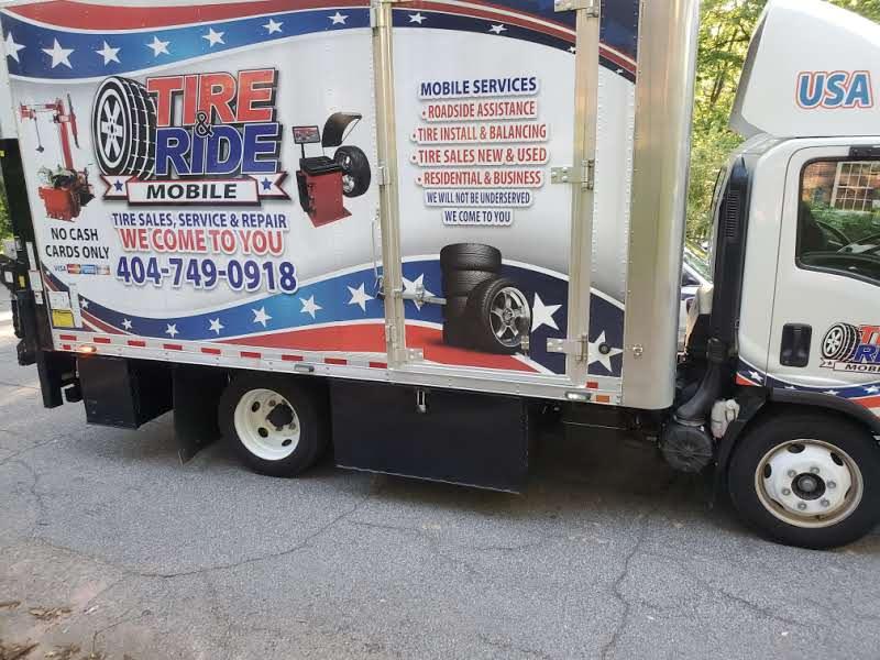 Tire & Ride Mobile - car repair    Photo 5 of 5   Address: 1192 Pryor Rd SW Suite D, Atlanta, GA 30315, USA   Phone: (404) 749-0918