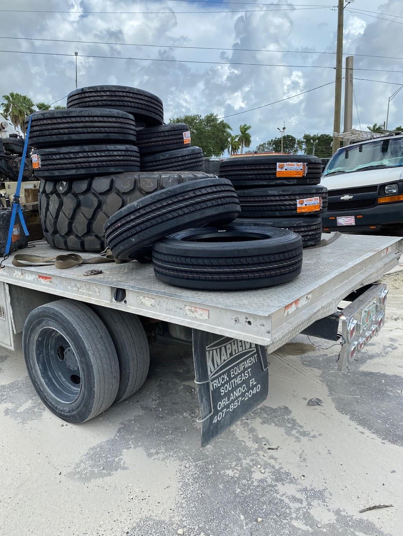 O.V Tires & Road Services Inc - car repair  | Photo 2 of 10 | Address: 2420 SE 15th St, Homestead, FL 33035, USA | Phone: (786) 899-3816
