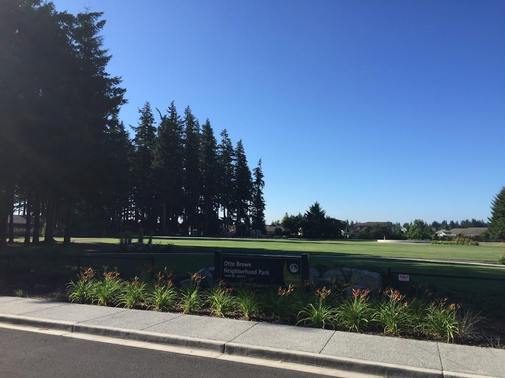 Otto Brown Neighborhood Park - park  | Photo 3 of 10 | Address: 15809 NE 96th St, Vancouver, WA 98682, USA | Phone: (360) 397-2285