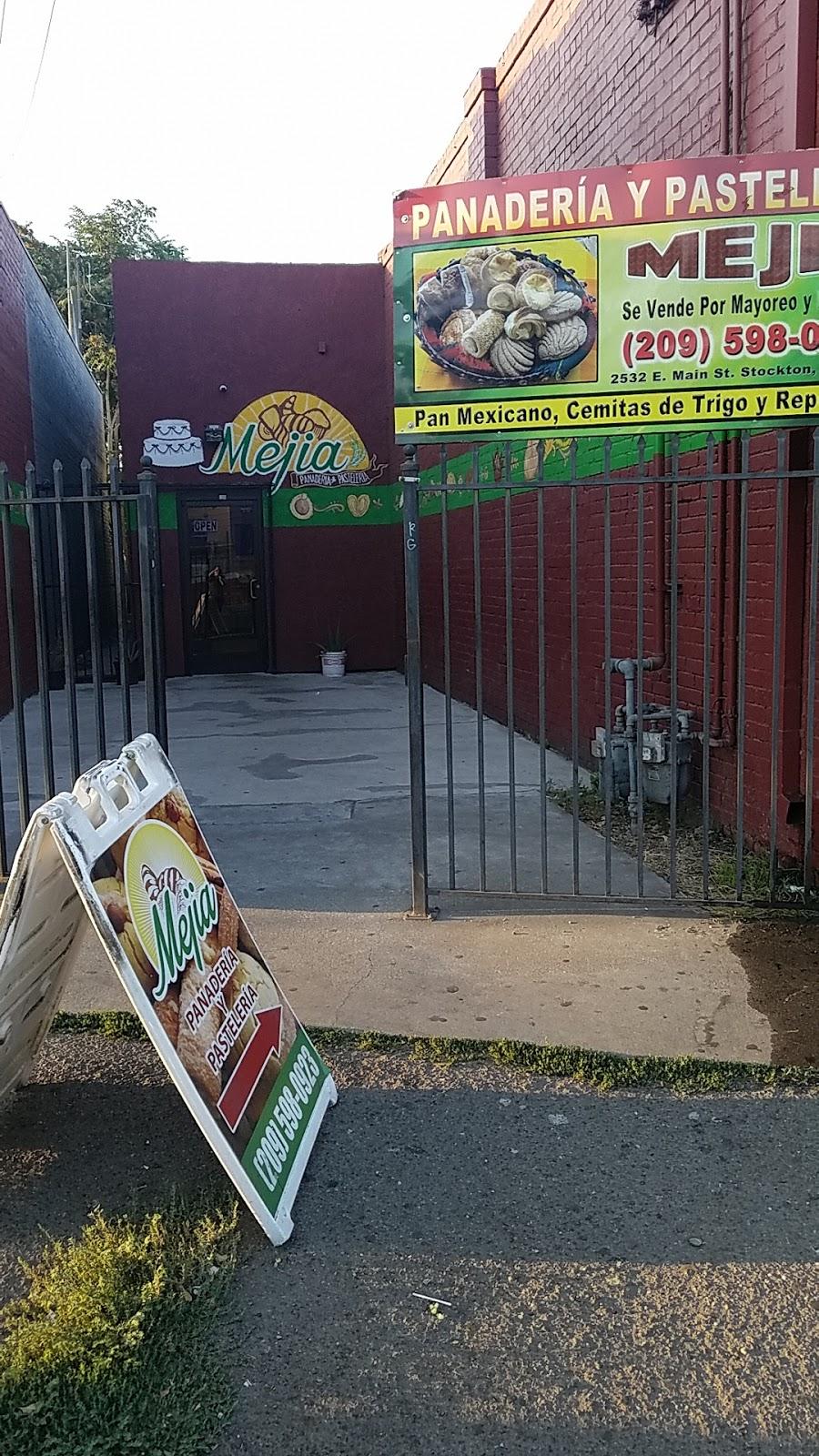 Panadería Mejía - bakery  | Photo 4 of 6 | Address: 2556 E Main St, Stockton, CA 95205, USA | Phone: (209) 636-4195