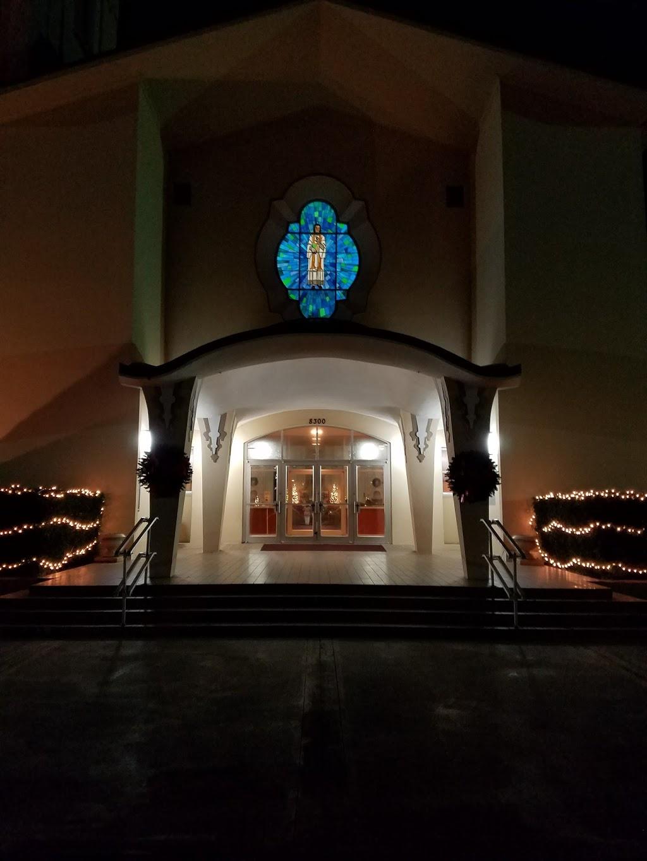 St John Vianney Catholic Church - church  | Photo 3 of 10 | Address: 445 82nd Ave, St Pete Beach, FL 33706, USA | Phone: (727) 360-1147