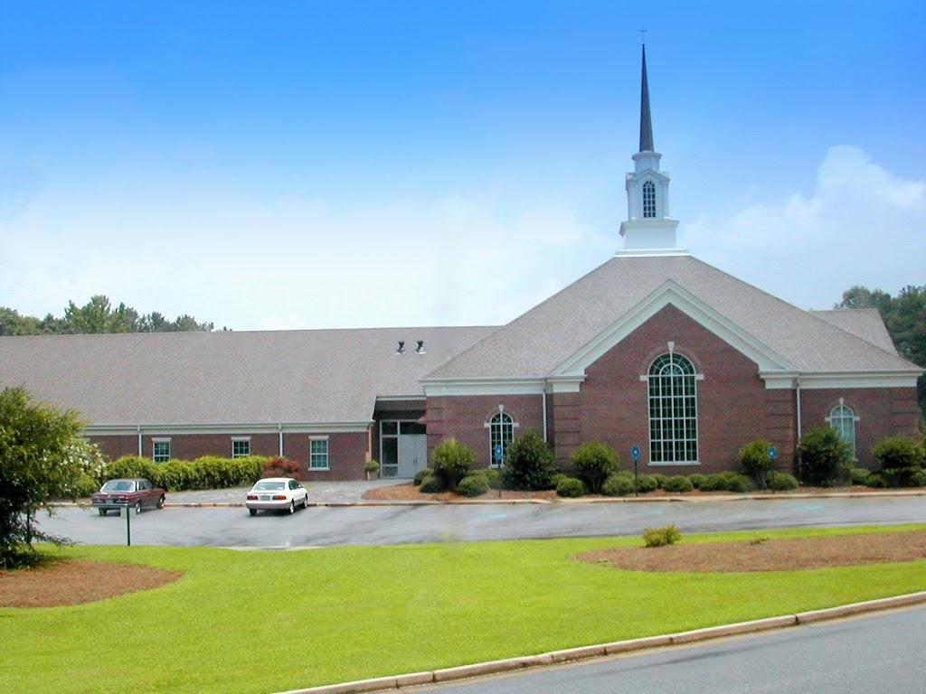 Fayette Presbyterian Church - church  | Photo 1 of 8 | Address: 791 Forrest Ave, Fayetteville, GA 30214, USA | Phone: (770) 461-7147