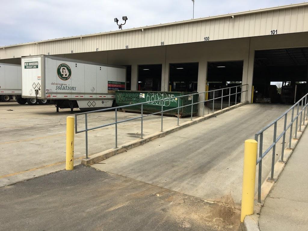 Old Dominion Freight Line - moving company    Photo 6 of 8   Address: 601 Republic St, Birmingham, AL 35214, USA   Phone: (205) 321-6124