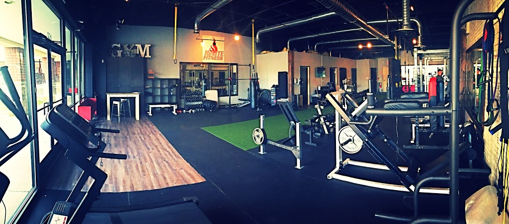 Ignite Fitness - gym  | Photo 8 of 9 | Address: 1724 Carothers Pkwy #600, Brentwood, TN 37027, USA | Phone: (615) 219-9311