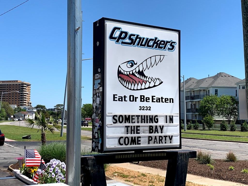 CP Shuckers Cafe & Raw Bar - restaurant  | Photo 5 of 10 | Address: 3232 Shore Dr, Virginia Beach, VA 23451, USA | Phone: (757) 412-2929