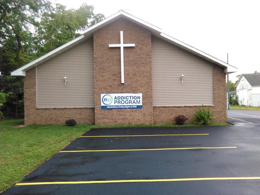 Calvary Baptist Church - church  | Photo 6 of 6 | Address: 309 Water St, Sauk City, WI 53583, USA | Phone: (608) 643-2101