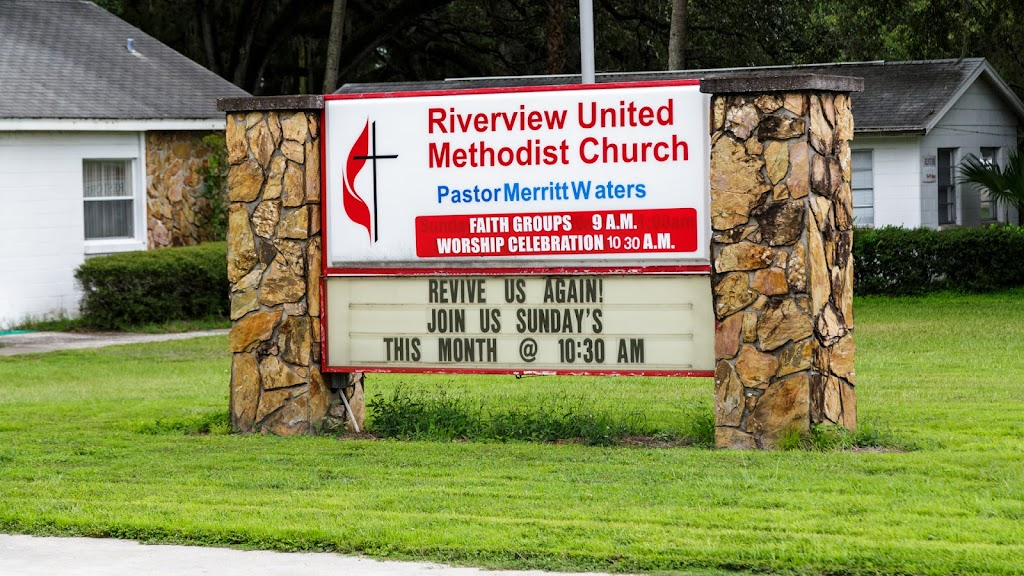 Riverview First United Methodist Church - church  | Photo 3 of 10 | Address: 8002 US Hwy. 301 So., Riverview, FL 33578, USA | Phone: (813) 677-5995