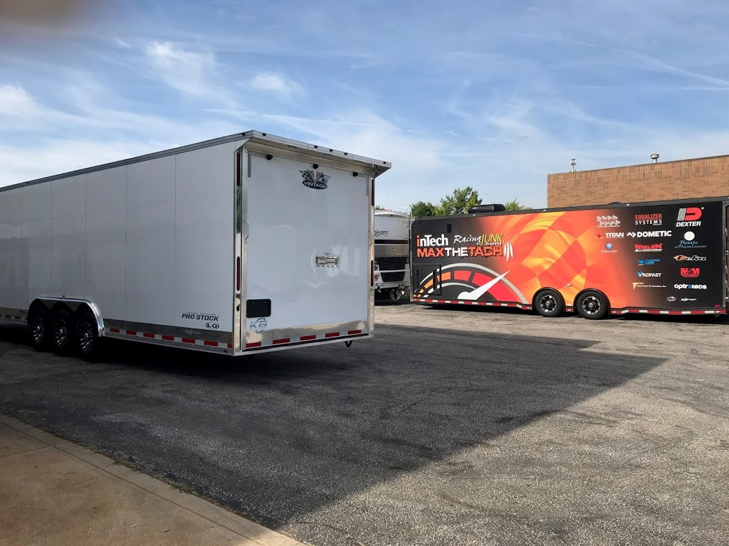 KB Trailer Sales - store  | Photo 5 of 8 | Address: 7670 Hub Pkwy, Cleveland, OH 44125, USA | Phone: (216) 930-5510