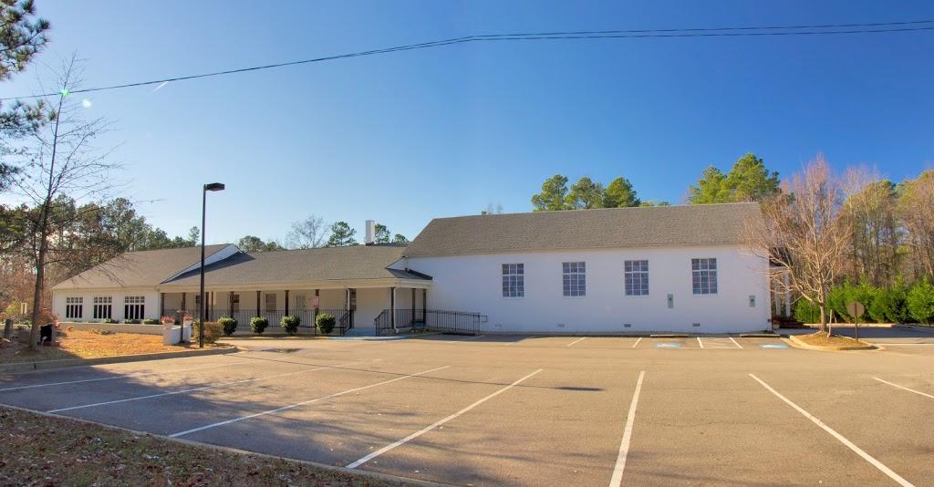 Rising Mt Zion Baptist Church - church  | Photo 5 of 6 | Address: 3857 Rising Mt Zion Rd, Sandston, VA 23150, USA | Phone: (804) 737-6471