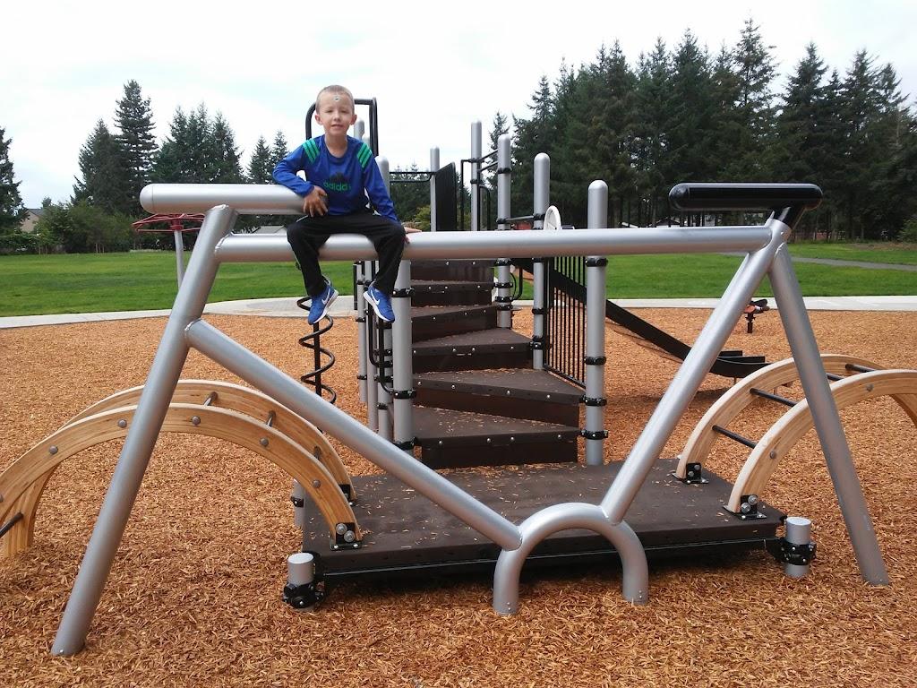 Otto Brown Neighborhood Park - park  | Photo 2 of 10 | Address: 15809 NE 96th St, Vancouver, WA 98682, USA | Phone: (360) 397-2285