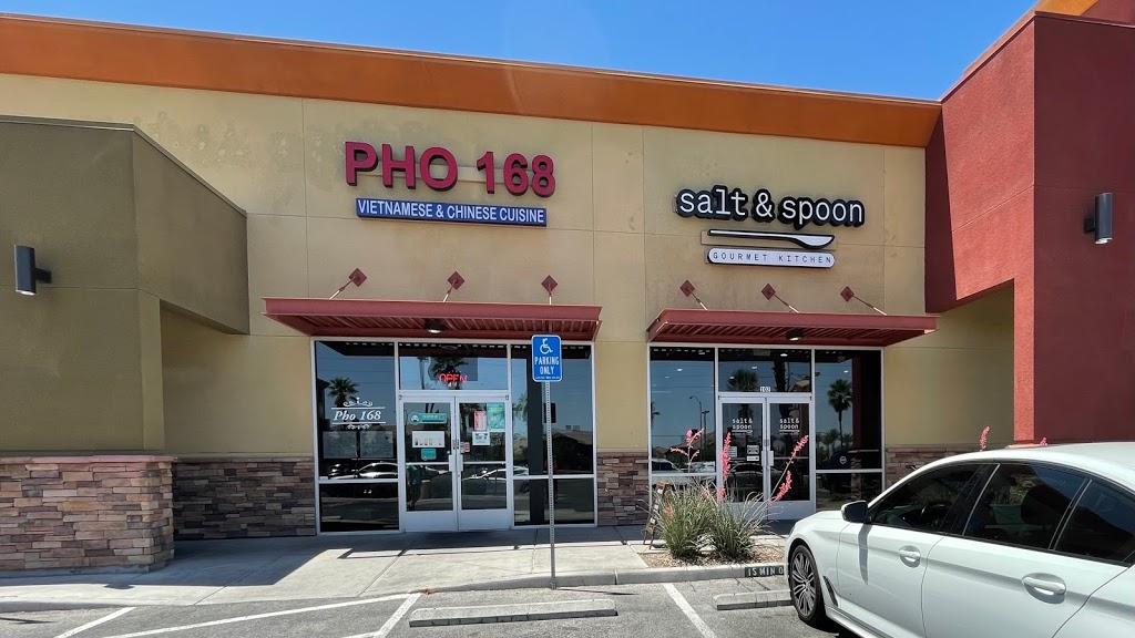 Pho 168 Vietnamese & Chinese Cuisine - restaurant  | Photo 1 of 10 | Address: 7625 S Rainbow Blvd, Las Vegas, NV 89139, USA | Phone: (702) 382-6688