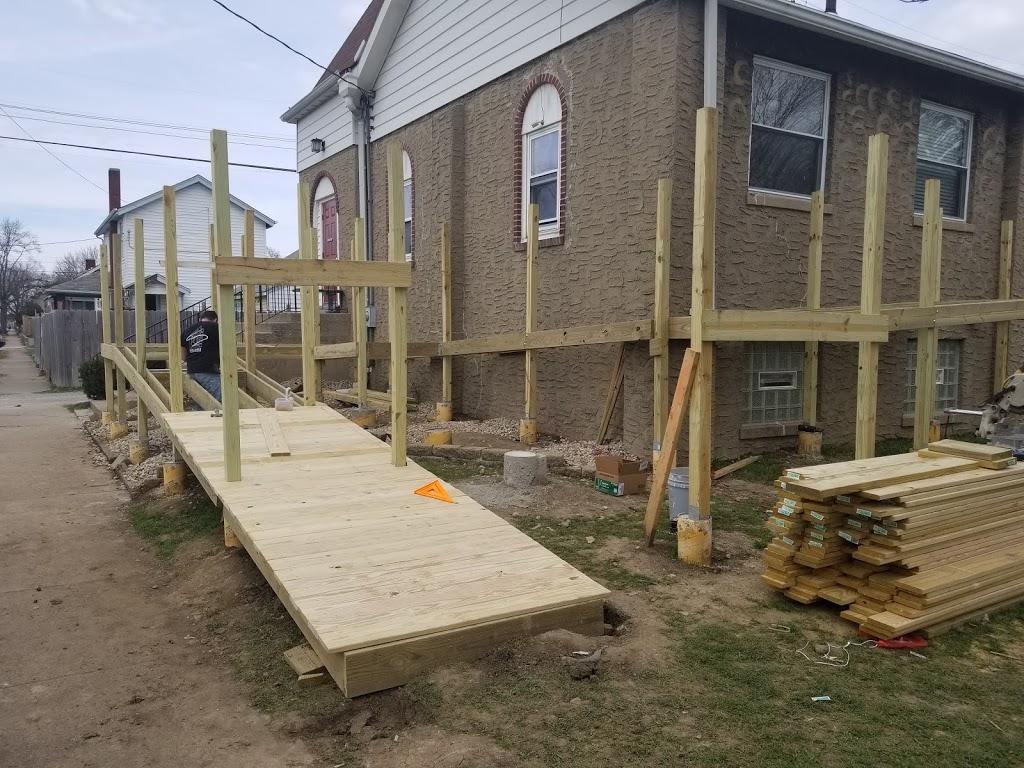 Freedom House Ministries of Hamilton - church  | Photo 1 of 2 | Address: 1060 Twelth St, Hamilton, OH 45011, USA | Phone: (513) 341-5885