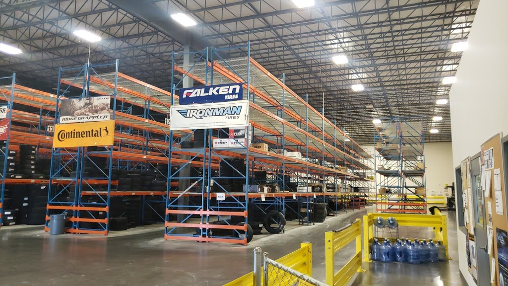 American Tire Distributors - car repair  | Photo 1 of 6 | Address: 4223 N Garnett Rd, Tulsa, OK 74116, USA | Phone: (918) 877-4332