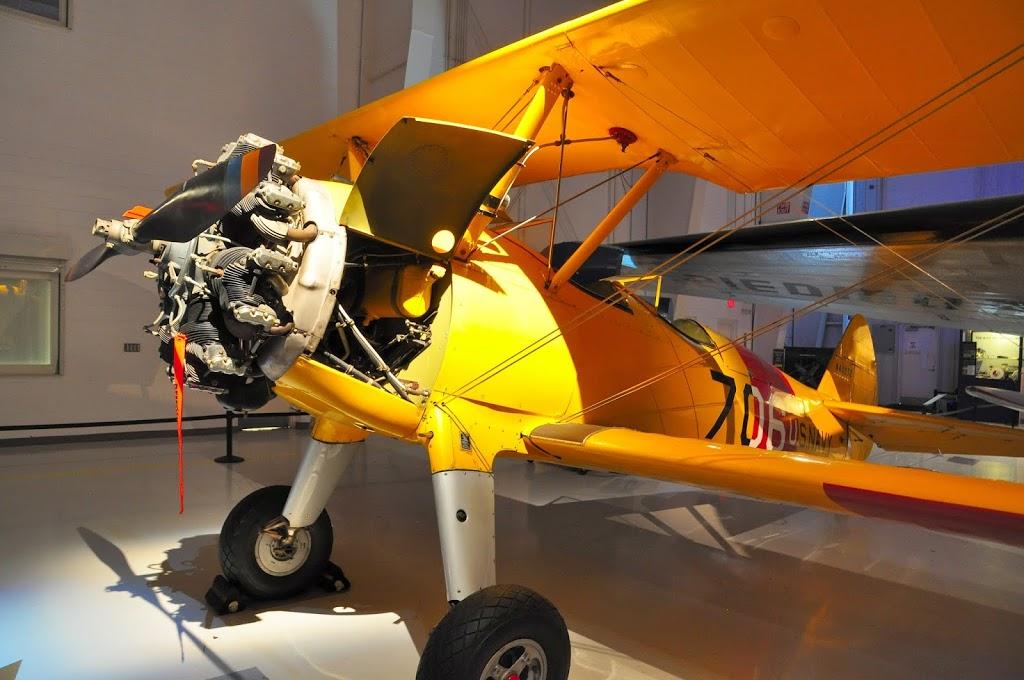Carolinas Aviation Museum - museum  | Photo 7 of 10 | Address: 4672 1st Flight Dr, Charlotte, NC 28208, USA | Phone: (704) 997-3770