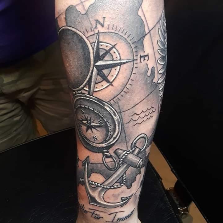 Wayne Kendrick Tattoo - store  | Photo 7 of 10 | Address: 1245 W Clemmonsville Rd, Winston-Salem, NC 27127, USA | Phone: (336) 682-3133
