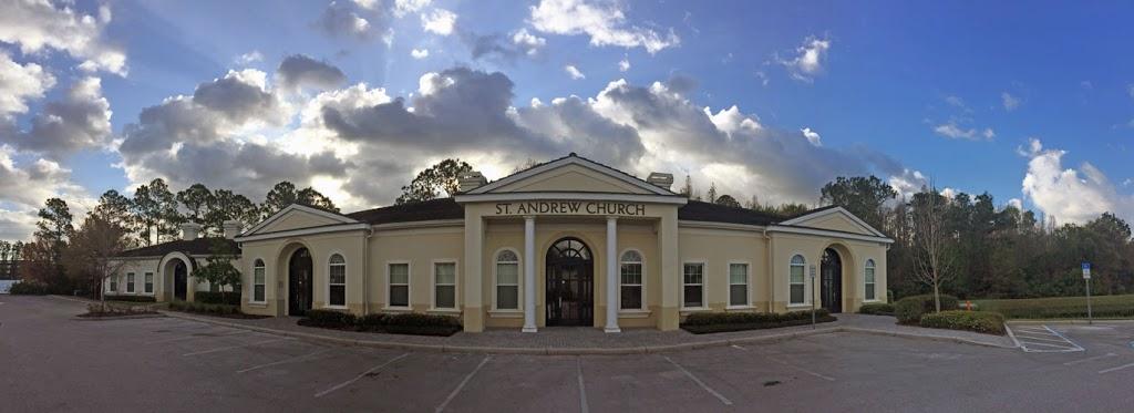St Andrew Presbyterian Church - church    Photo 1 of 2   Address: 5338 Primrose Lake Cir, Tampa, FL 33647, USA   Phone: (813) 513-8822