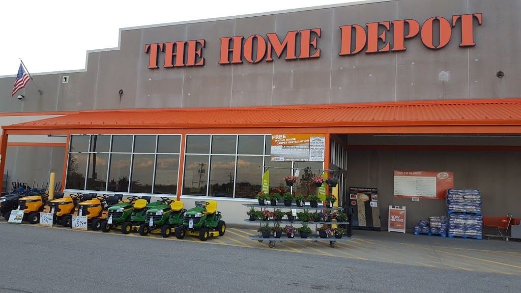 The Home Depot - hardware store  | Photo 1 of 10 | Address: 102 Aldi Dr, North Versailles, PA 15137, USA | Phone: (412) 816-1231