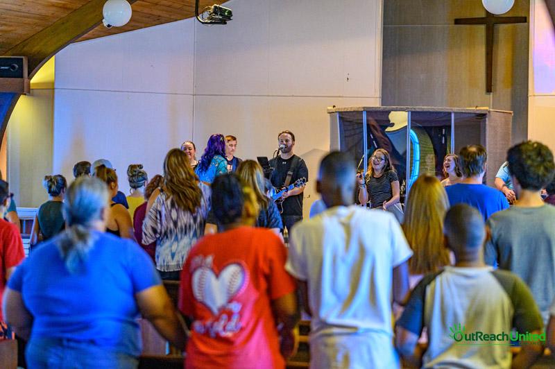 Outreach United Church - church  | Photo 4 of 4 | Address: 10730 SE 15th St, Midwest City, OK 73130, USA | Phone: (405) 265-6557