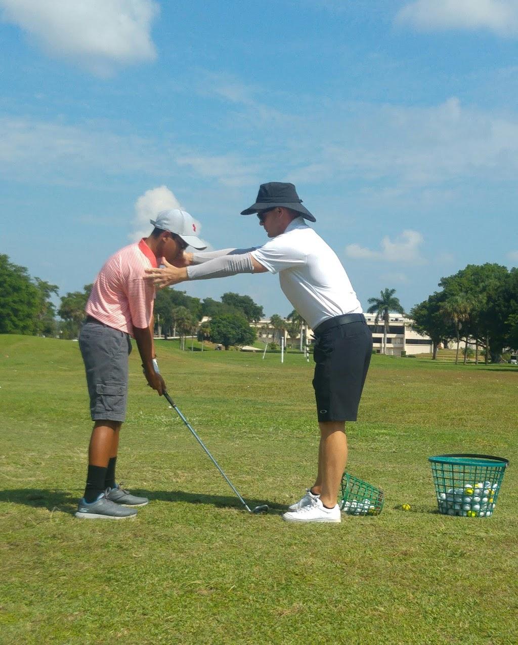 Duncan Smith Golf Instruction - school  | Photo 4 of 10 | Address: 7050 W Broward Blvd, Plantation, FL 33317, USA | Phone: (954) 854-2020
