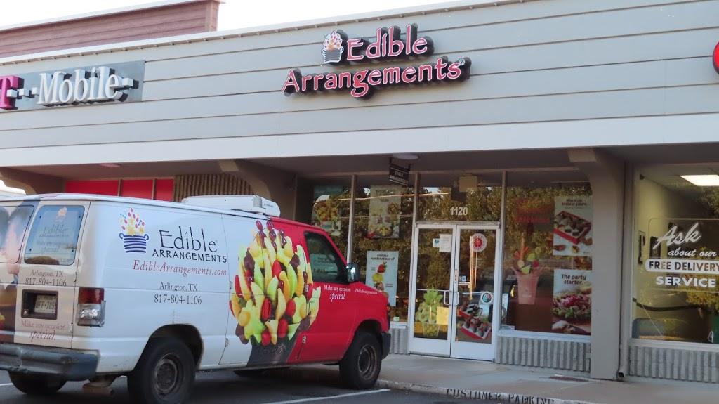 Edible Arrangements - florist    Photo 1 of 10   Address: 1120 N Fielder Rd, Arlington, TX 76012, USA   Phone: (817) 804-1106