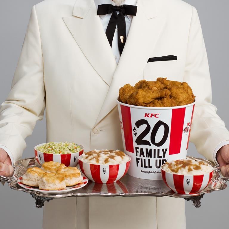 KFC - restaurant  | Photo 4 of 10 | Address: 640 N Main St, Bluffton, IN 46714, USA | Phone: (260) 824-9367