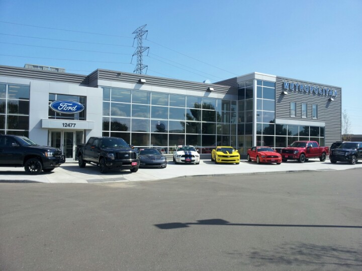 Metropolitan Ford of Eden Prairie - car dealer    Photo 1 of 10   Address: 12477 Plaza Dr, Eden Prairie, MN 55344, USA   Phone: (952) 943-9000