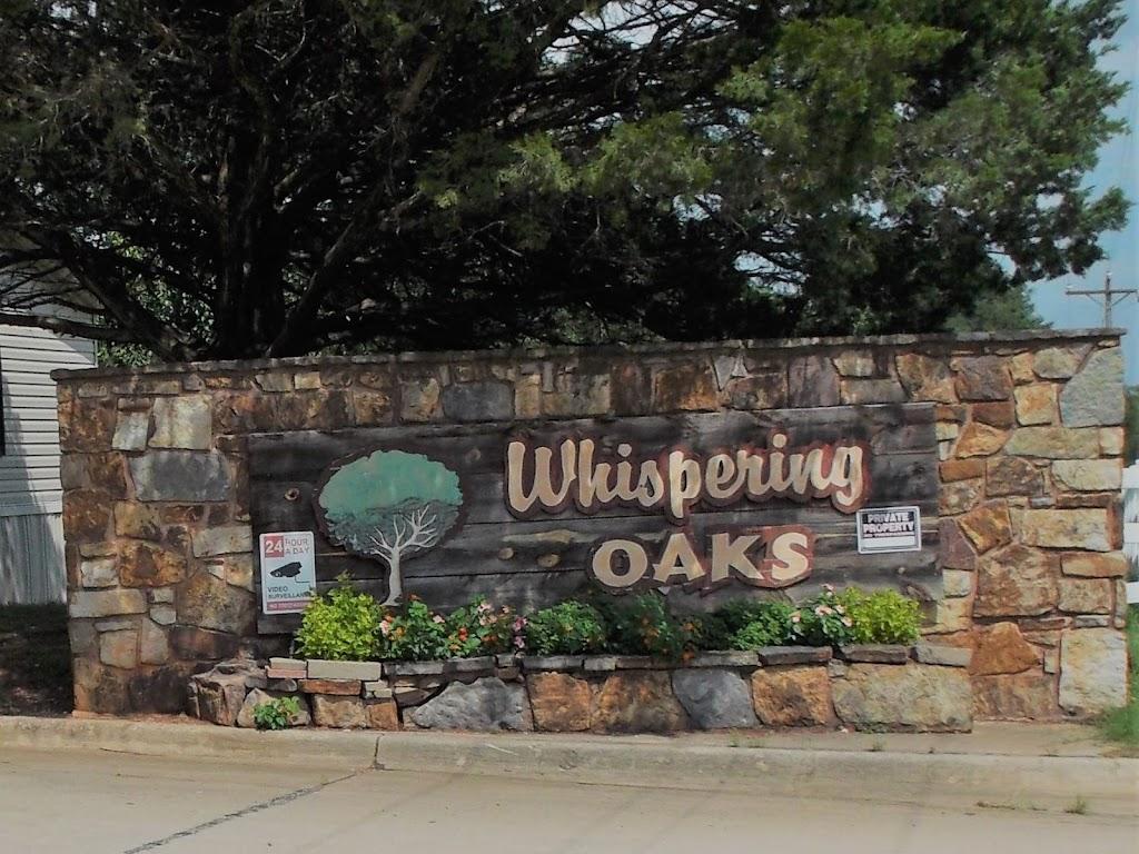 Whispering Oaks - rv park  | Photo 2 of 2 | Address: 9651 E Waterloo Rd, Arcadia, OK 73007, USA | Phone: (405) 396-2791