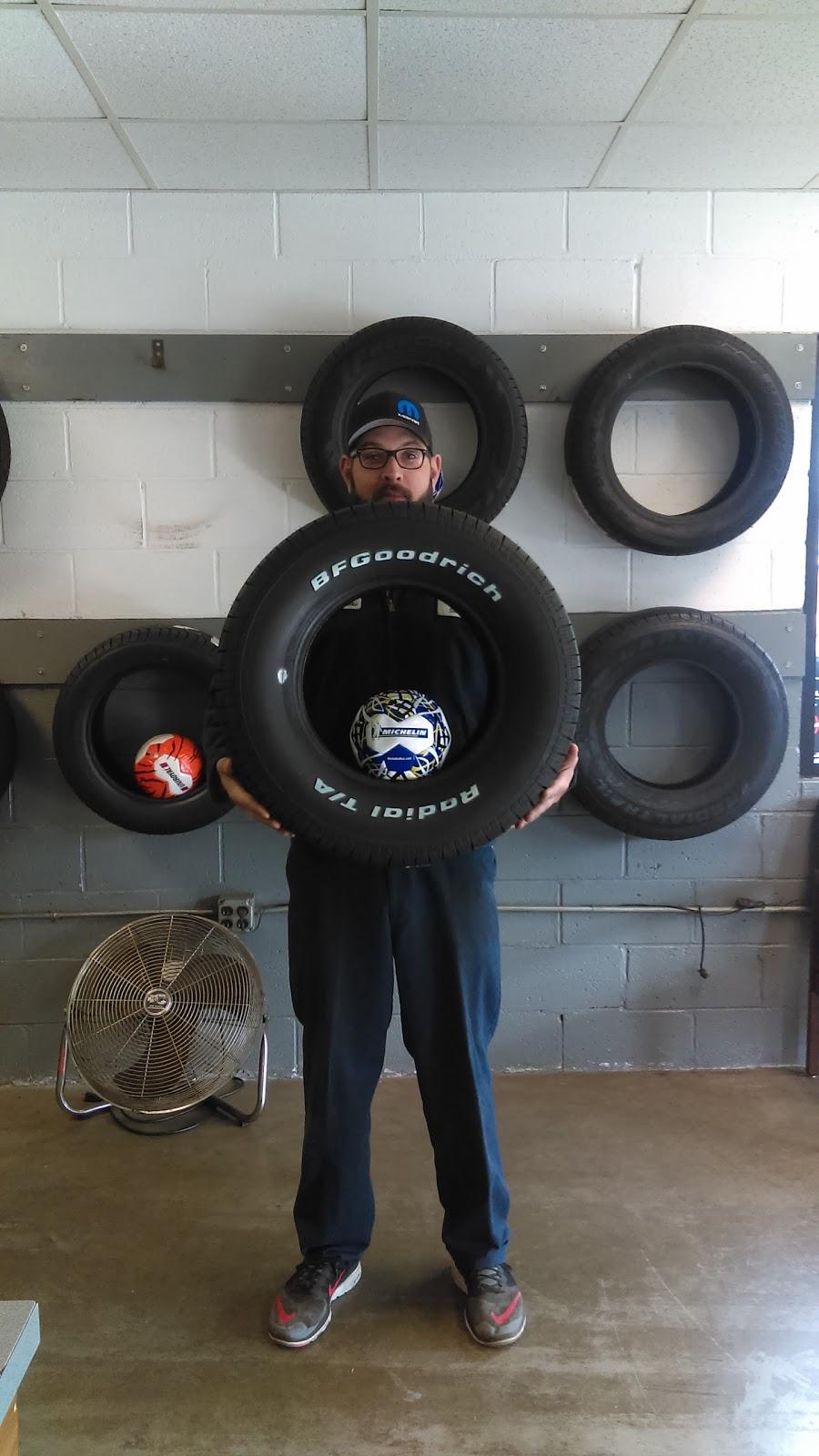 Harveys Tire & Services - car repair    Photo 6 of 7   Address: 306 S Main St, Randleman, NC 27317, USA   Phone: (336) 498-3272