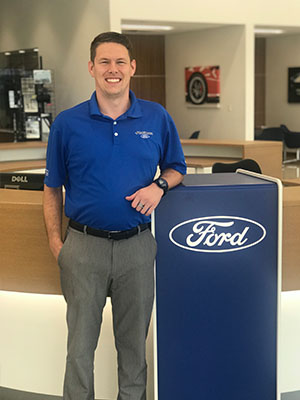 Matthew Powell at Platinum Ford - car dealer  | Photo 3 of 9 | Address: 85 TX-557 Spur, Terrell, TX 75160, USA | Phone: (972) 703-6511