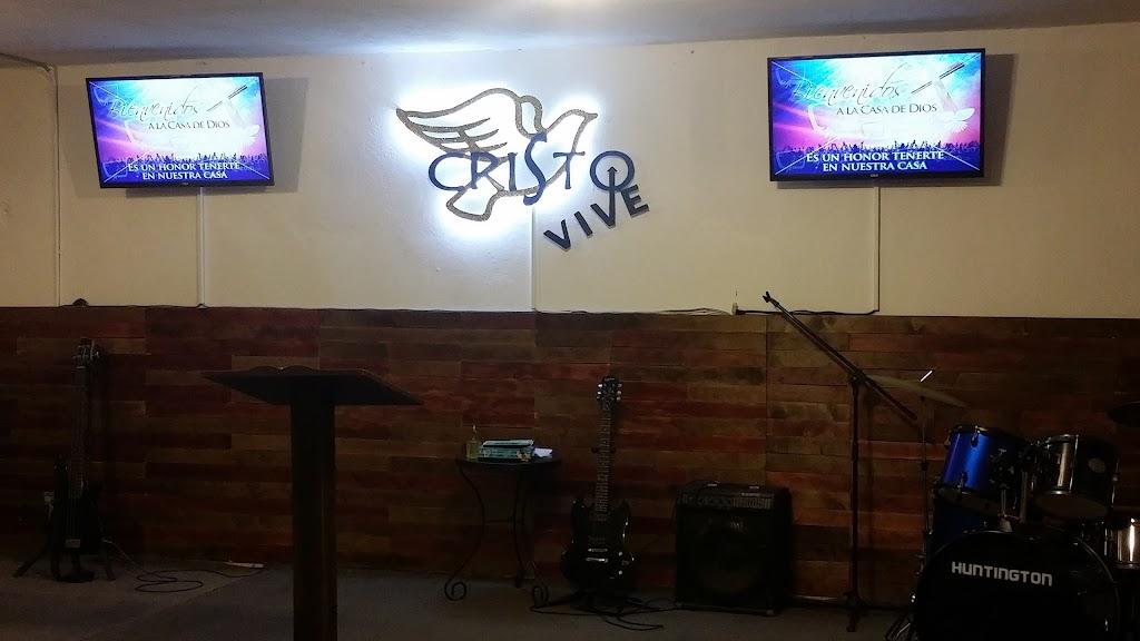 Cristo Vive - church  | Photo 3 of 9 | Address: Vicente Riva Palacio 407, Benito Juárez, 22705 Rosarito, B.C., Mexico | Phone: 661 119 1095