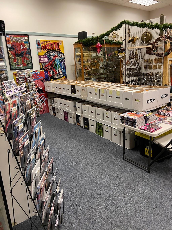 Back2Back Comics @ Cobb Antique Mall - book store  | Photo 3 of 10 | Address: 2800 Canton Road Vendor 034, Marietta, GA 30066, USA | Phone: (770) 364-2376
