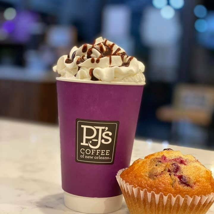 PJs Coffee of New Orleans - Northlake - cafe    Photo 3 of 10   Address: 4901 TX-114 Suite 101, Northlake, TX 76262, USA   Phone: (682) 502-4641