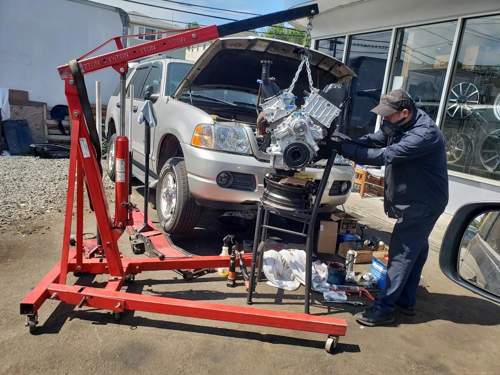 A & J Auto Repairs Llc - car repair  | Photo 7 of 10 | Address: 361 S Broad St, Elizabeth, NJ 07201, USA | Phone: (908) 937-8063