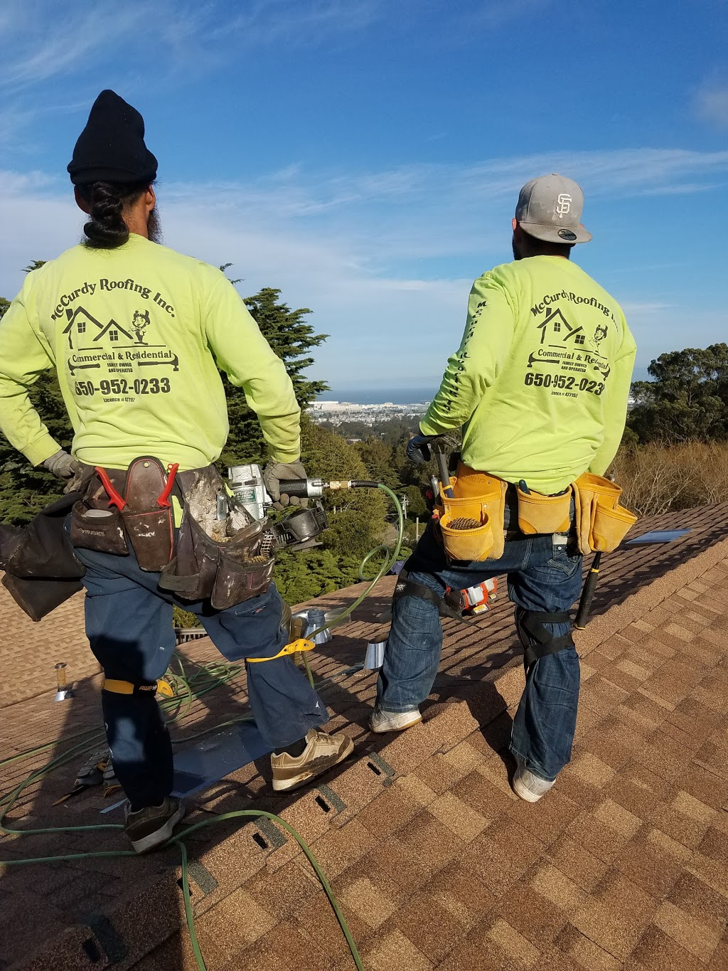 Mike McCurdy Roofing Inc. - roofing contractor  | Photo 3 of 10 | Address: 371 Shaw Rd, South San Francisco, CA 94080, USA | Phone: (650) 952-0233