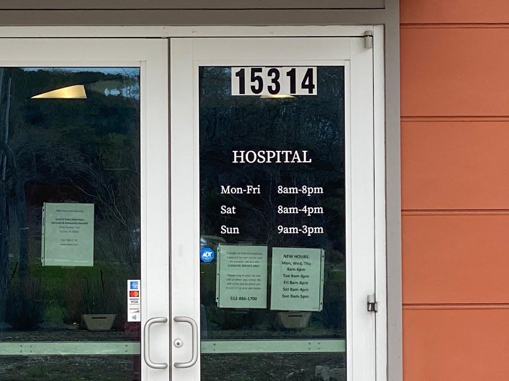 Five Star Veterinary Center - pharmacy  | Photo 6 of 6 | Address: 15314 TX-71, Bee Cave, TX 78738, USA | Phone: (512) 886-1700